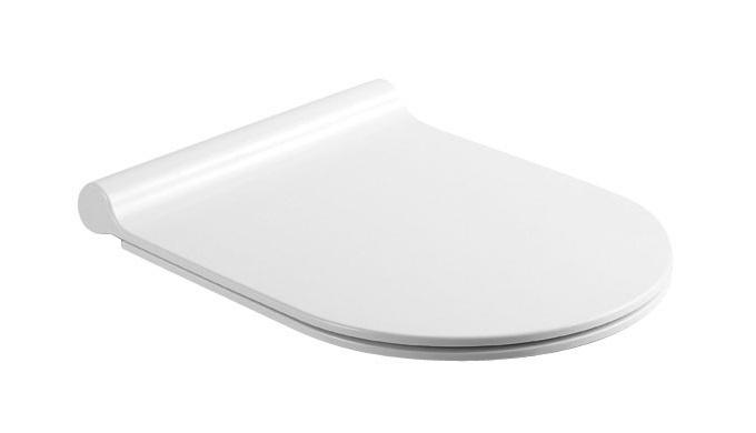 Raluxa 2.0 softclose toiletzitting met quick release rvs scharnieren