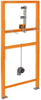 Rezi Quick-Fit inbouwelement t.b.v. urinoir drukspoeling 1180mm
