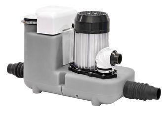 Sanibroyeur Sanicom vuilwaterpomp Sanicom 1 Expert-line v. een projectmatige-huishoudelijk gebruik 4