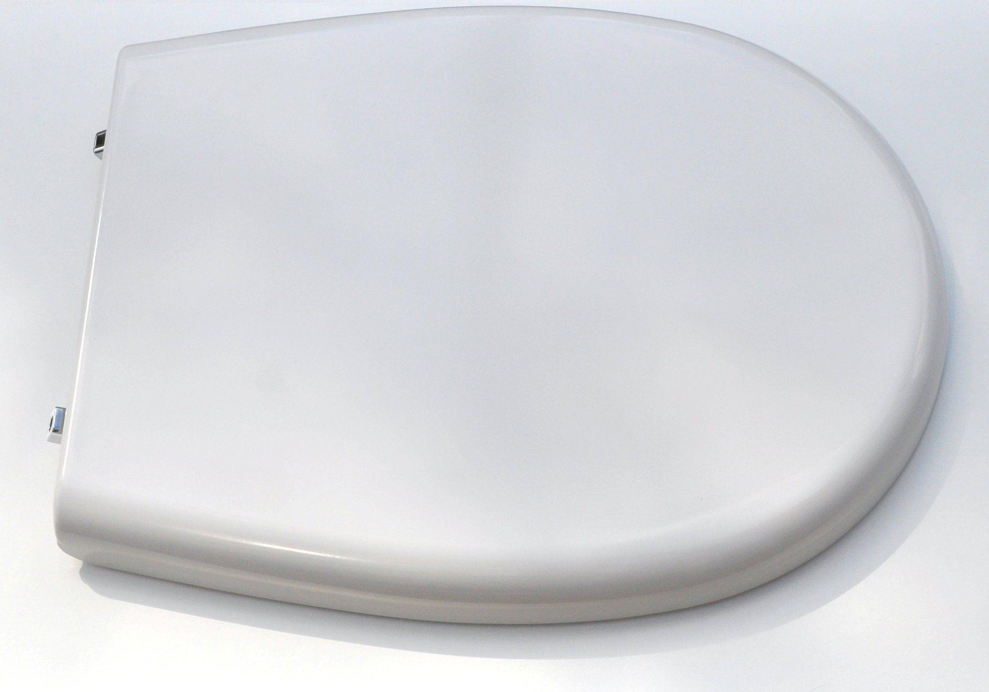 Sanicare SaniForte softclose toiletzitting wit