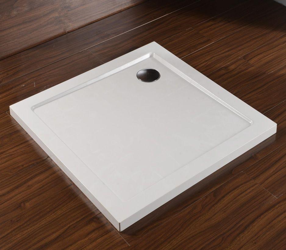 Saniclear Athene vierkante SMC douchebak 80x80cm wit kopen doe je voordelig hier