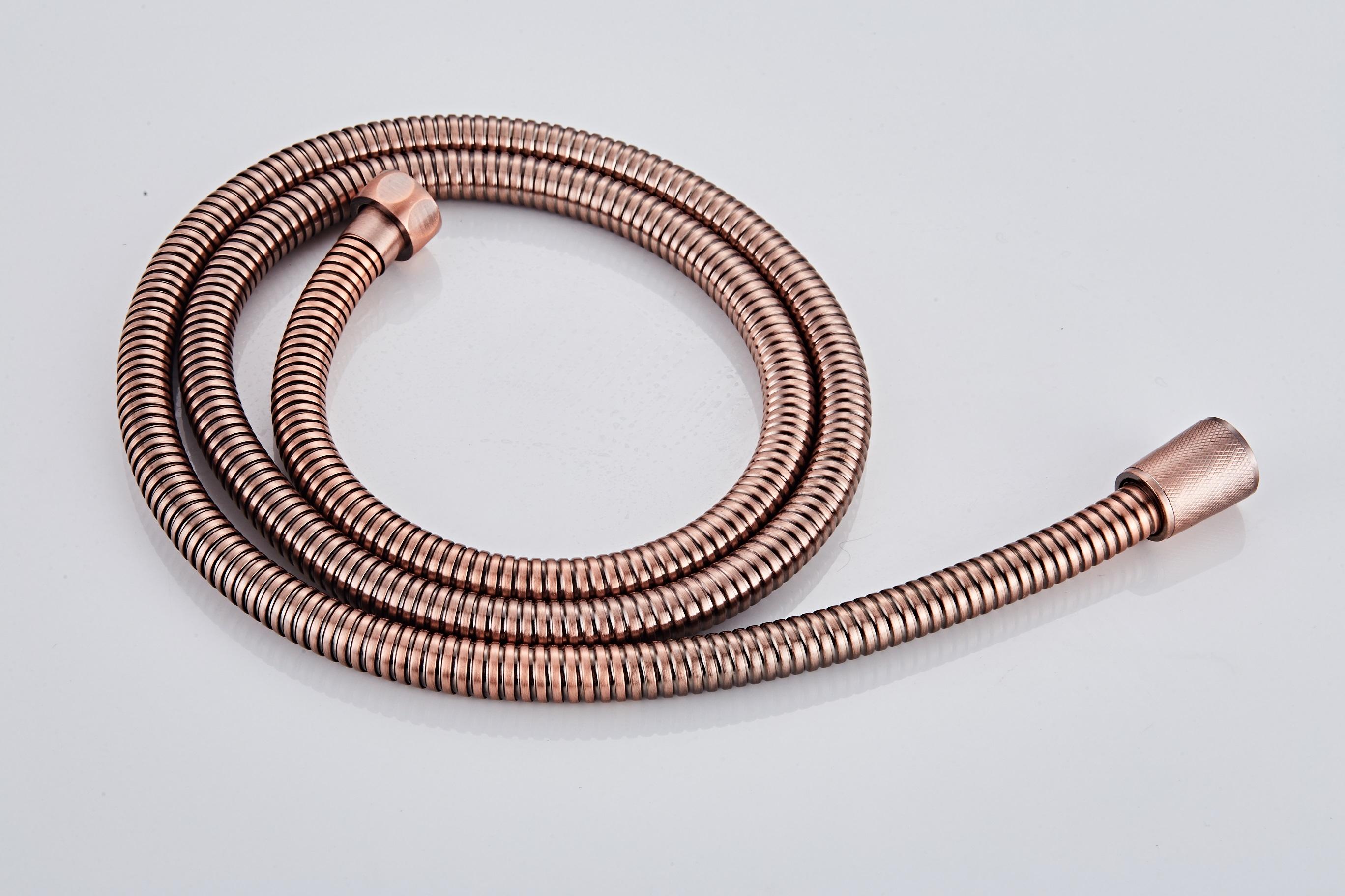 Saniclear Copper doucheslang 150cm geborsteld koper kopen doe je voordelig hier