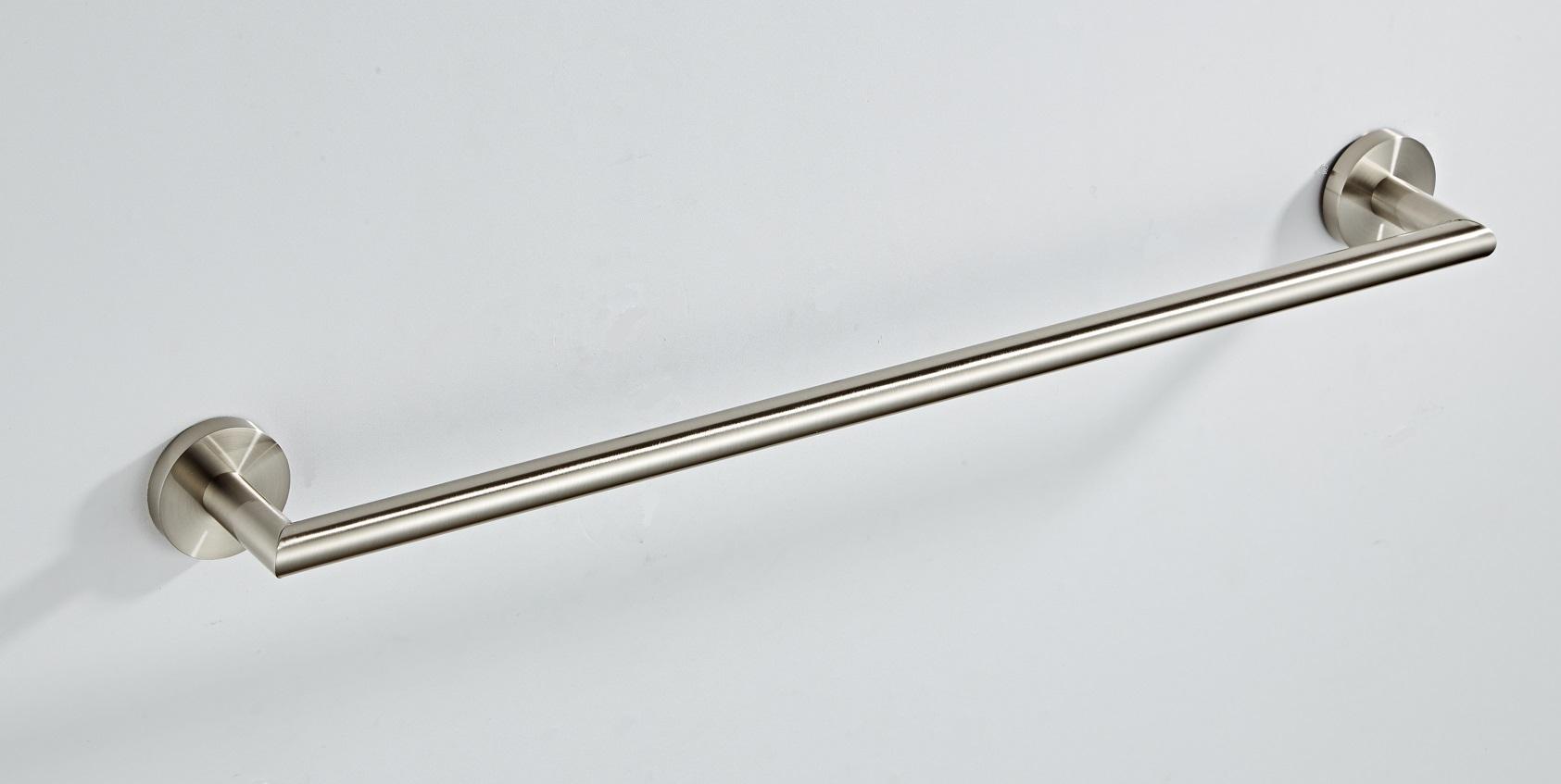 Saniclear Exclusive handdoekhouder 60cm RVS look