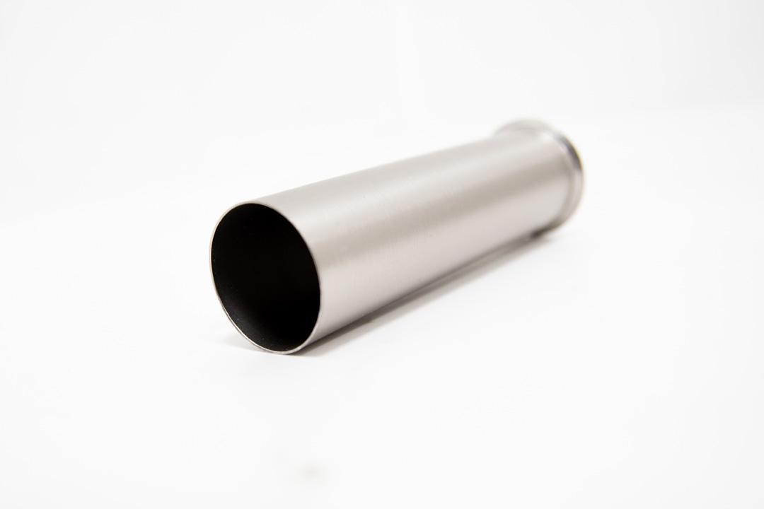 Saniclear Exclusive sifon verlengbuis 40cm RVS