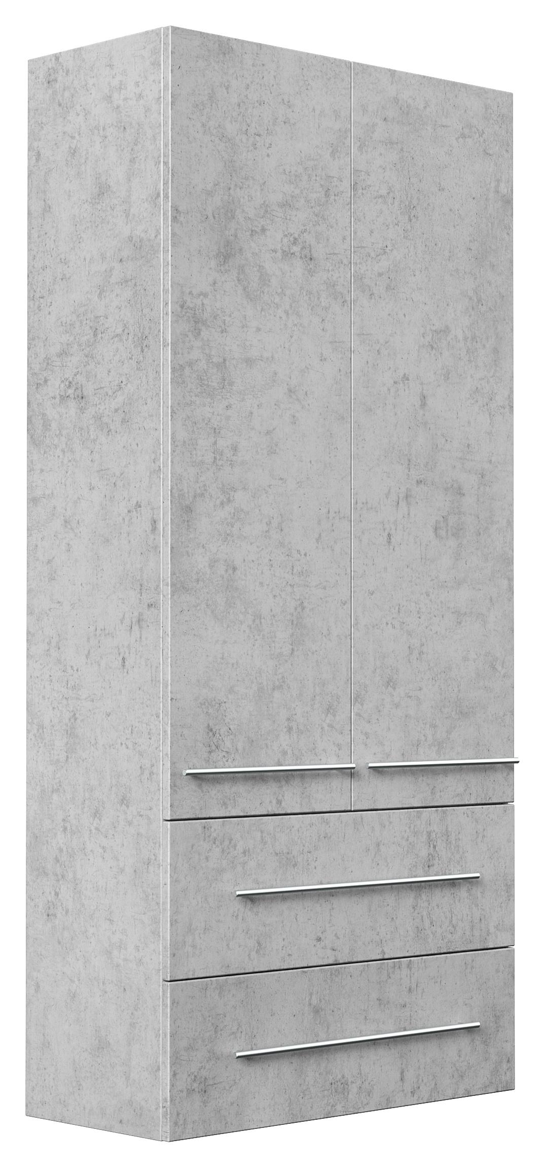 Saniclear Huge Kolomkast beton 80x176