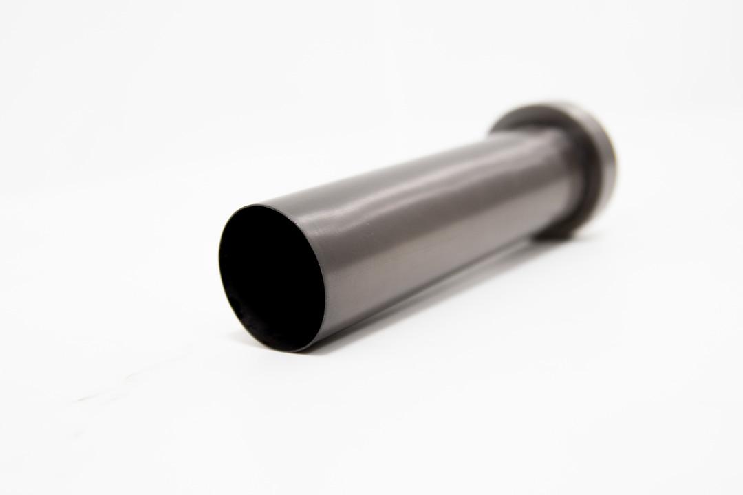 Saniclear Iron sifon verlengbuis 40cm verouderd ijzer