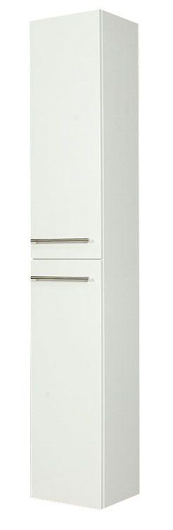 Saniclear Perfect Kolomkast hoogglans wit 33x188