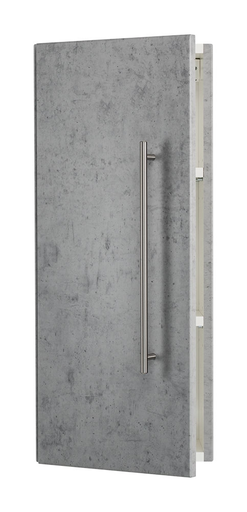 Saniclear Small Kolomkast beton 30x70