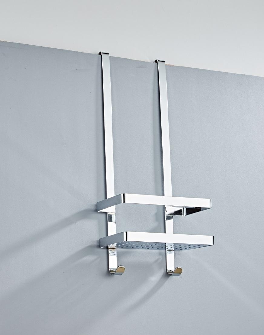 Het talpa doucherekje is ideaal om over de douchewand heen te plaatsen. hierdoor hoeft u geen gaten in de ...