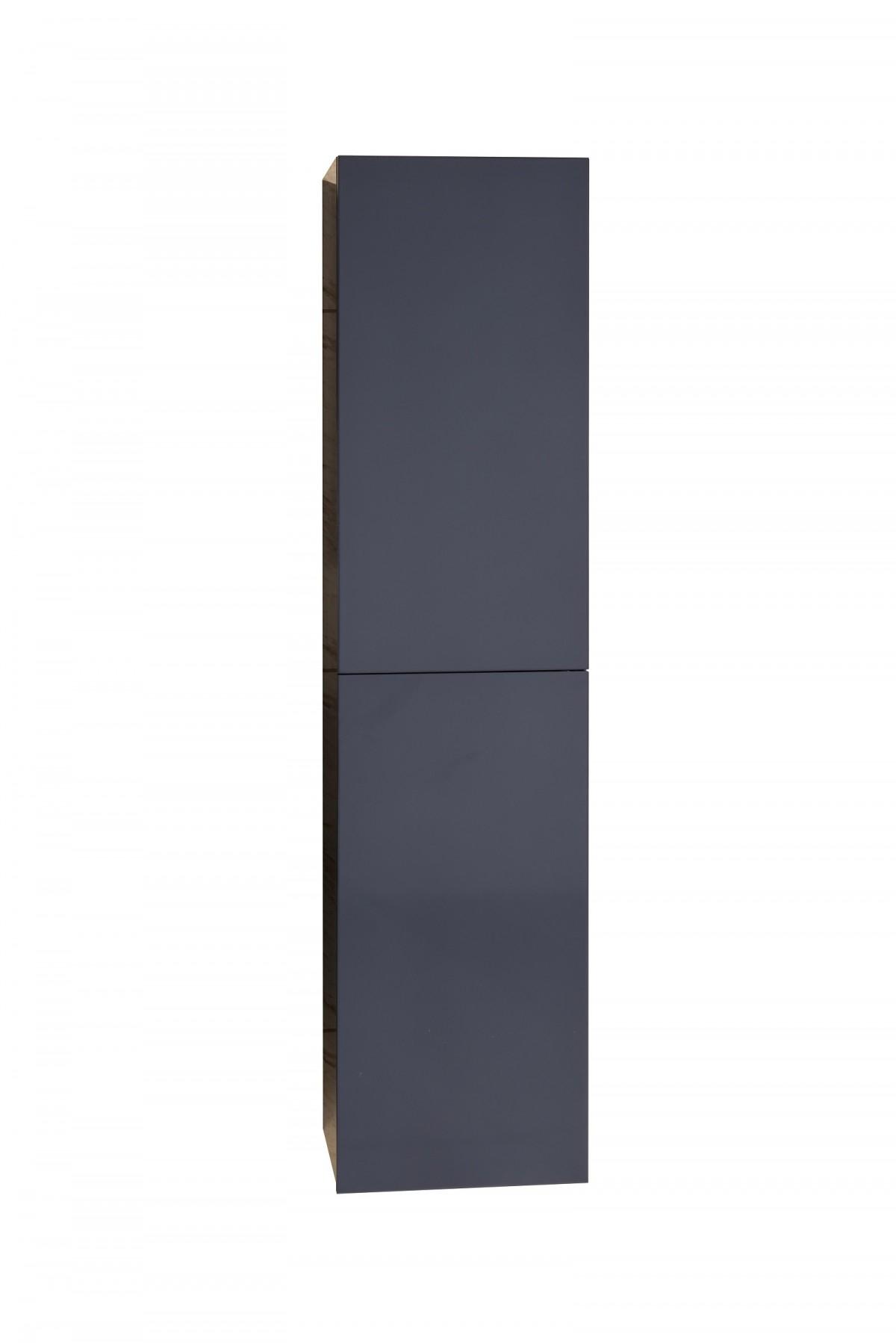 SaniGoods Giant kolomkast 120x35cm antraciet