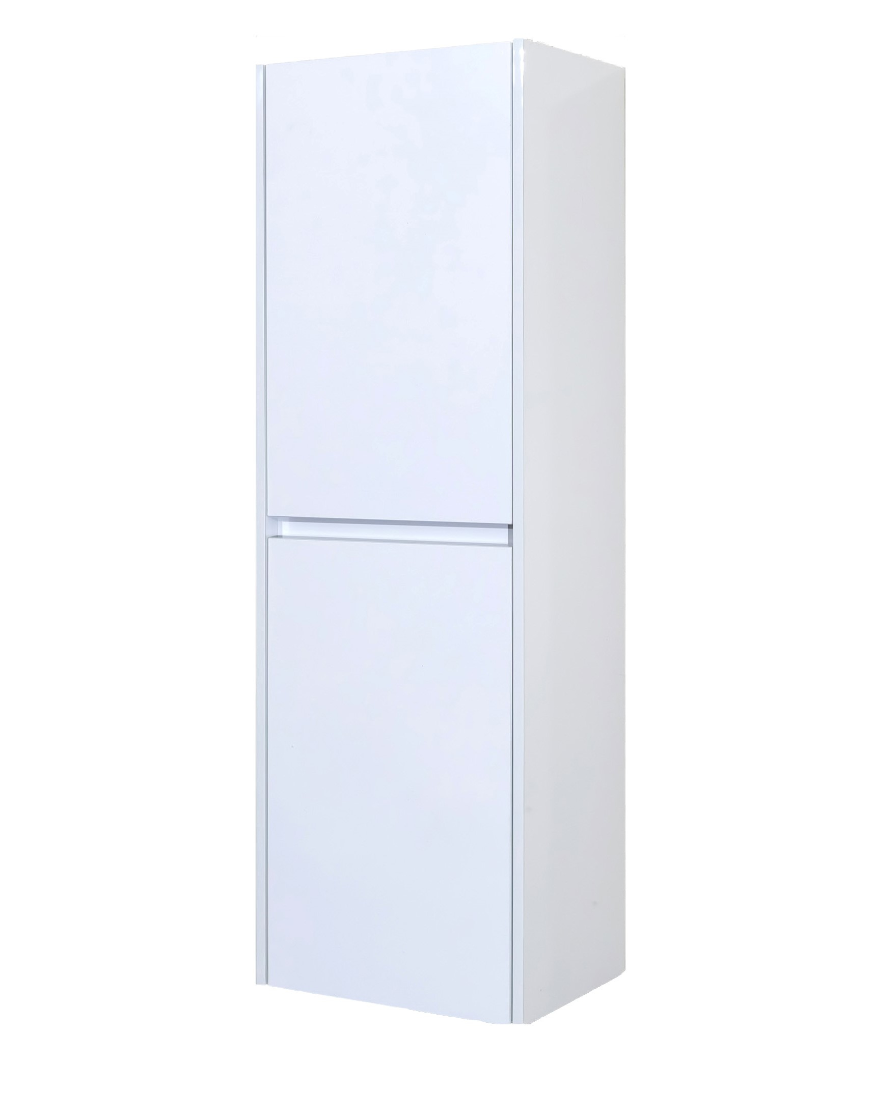 SaniGoods Hayat kolomkast wit 130x40cm