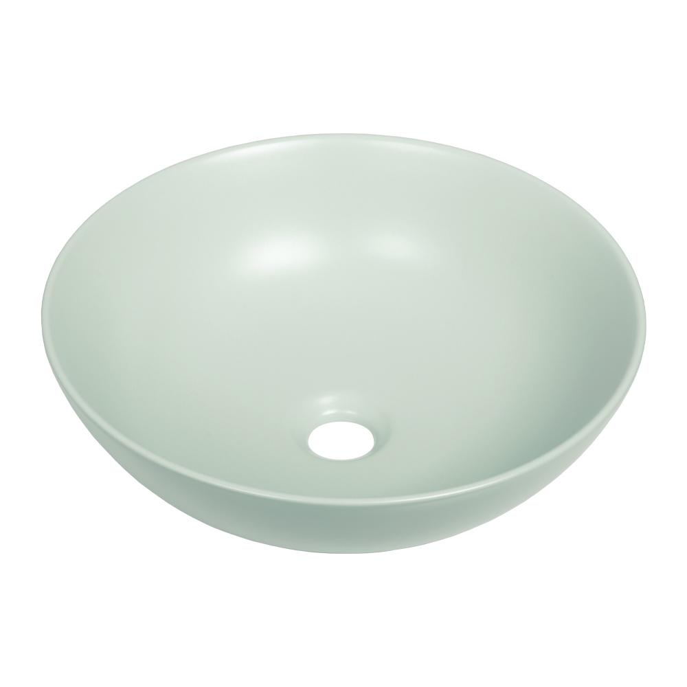 Sanituba Pastello Verde ronde waskom 40cm pastel groen