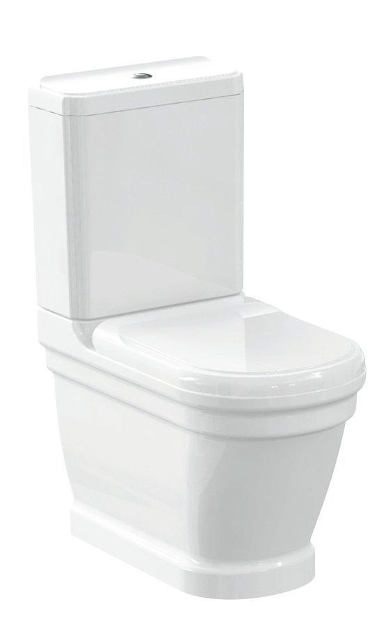 Sapho Antik duoblok toilet keramiek wit