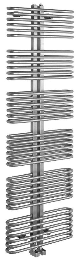 Sapho Astra radiator zilver 50x161cm 1258W