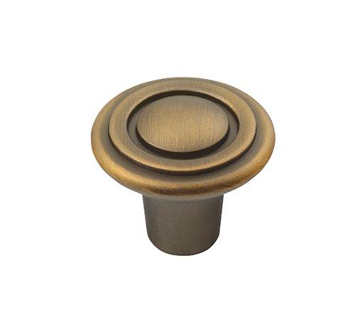 Sapho deurknop brons 30mm