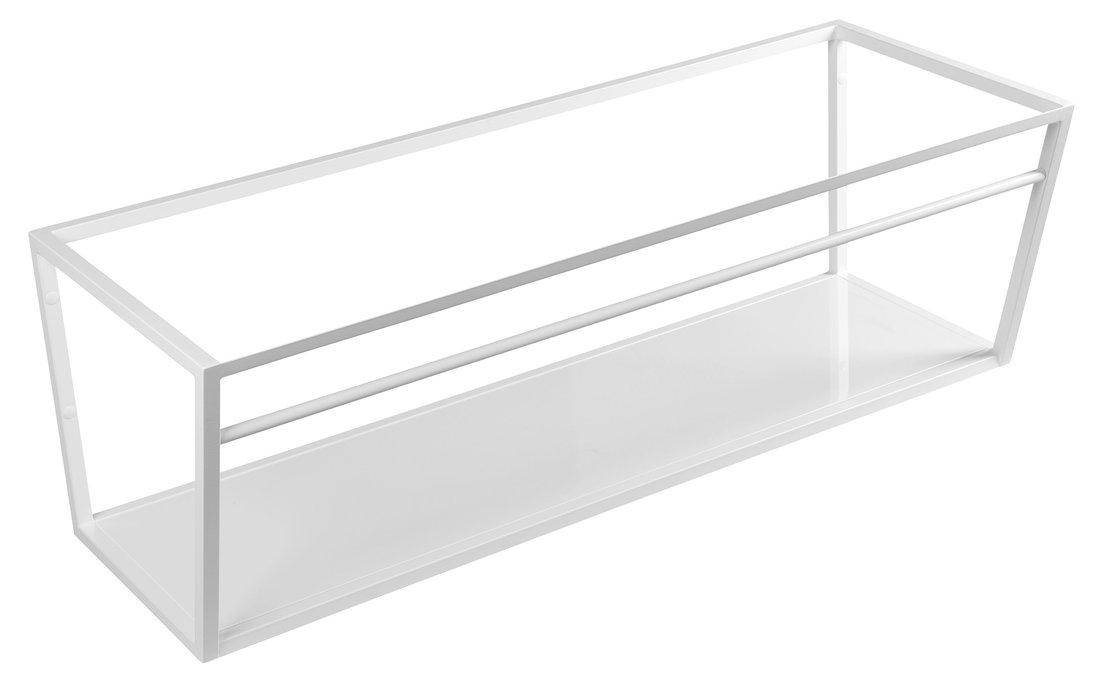 Sapho Industrial wastafel frame mat wit 120cm