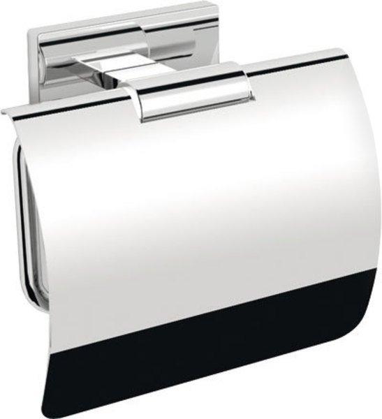 Sapho Olymp design wc rolhouder met klep chroom