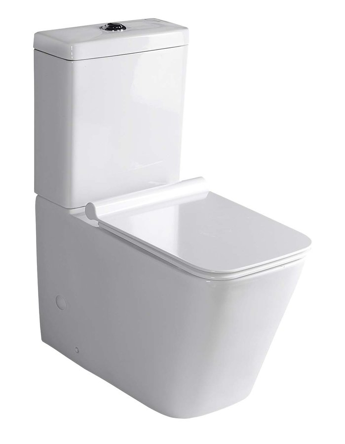 Sapho Porto duoblok toilet wit
