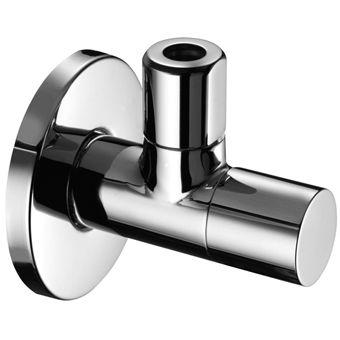 Schell Stile design hoekstopkraan 1/2x10mm m.verborgen bediening chroom