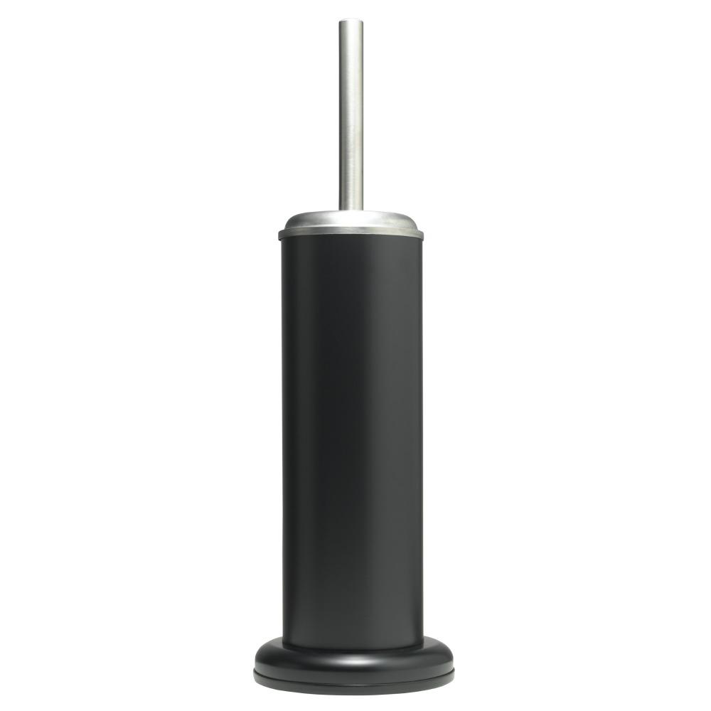 Sealskin Acero toiletborstel RVS zwart