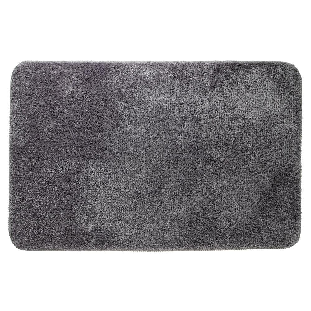 Sealskin Angora badmat polyester 60x90cm grijs