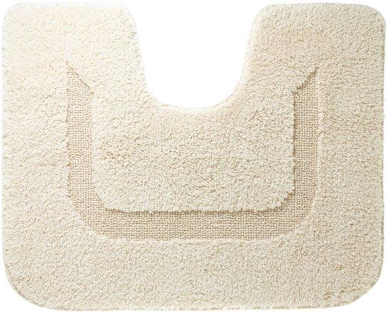 Sealskin Cotton Nova toiletmat katoen 45x60 cm naturel