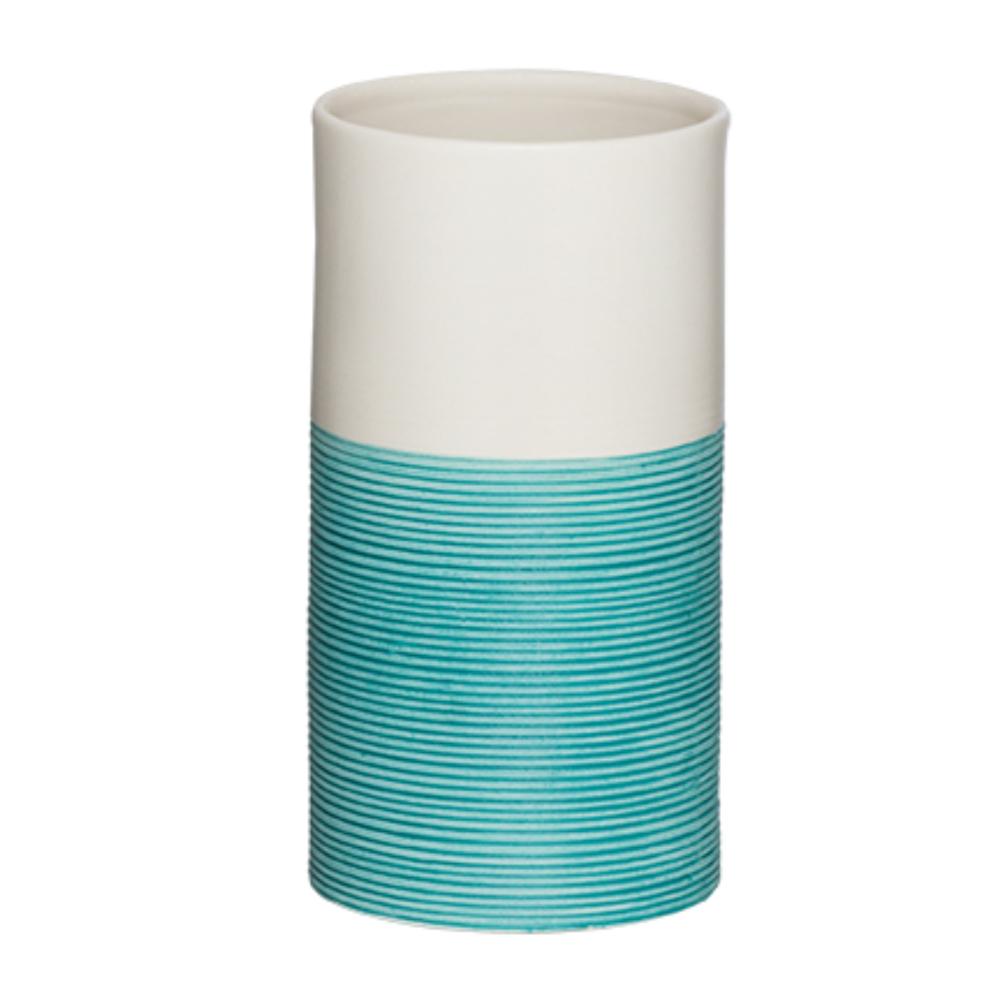 Sealskin Doppio+ beker porcelein aqua