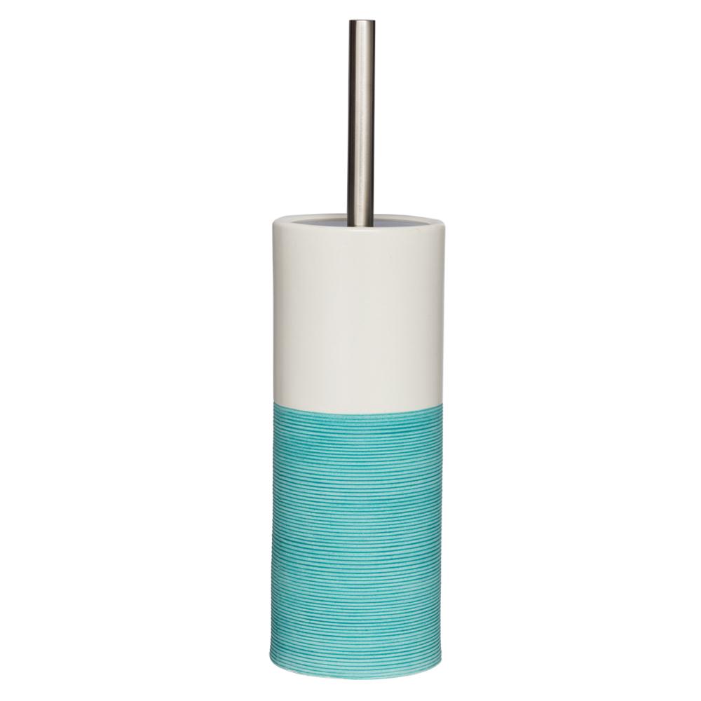 Sealskin Doppio+ toiletborstel porcelein aqua