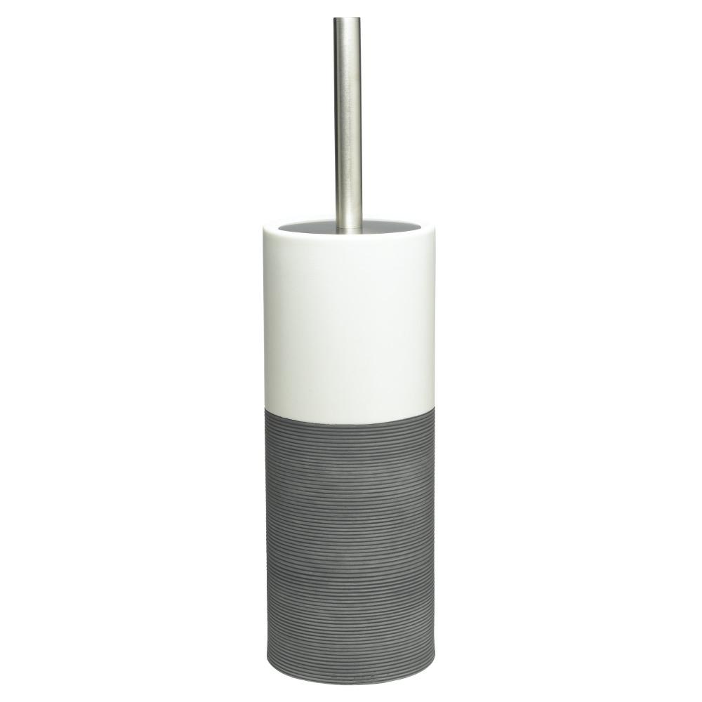 Sealskin Doppio+ toiletborstel porcelein grijs