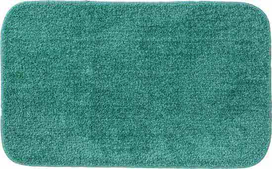 Sealskin Doux badmat polyester 50x80 cm aqua