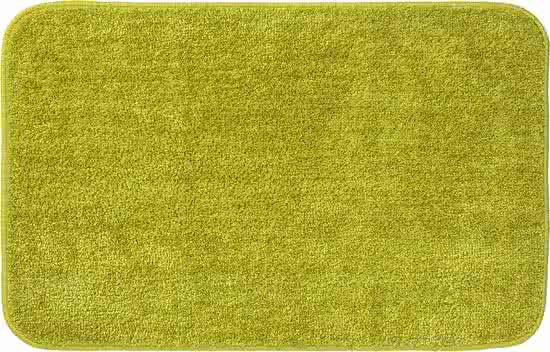 Sealskin Doux badmat polyester 50x80 cm lime