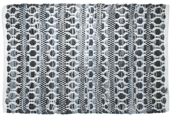 Sealskin Ibiza badmat katoen 60x90 cm donkerblauw