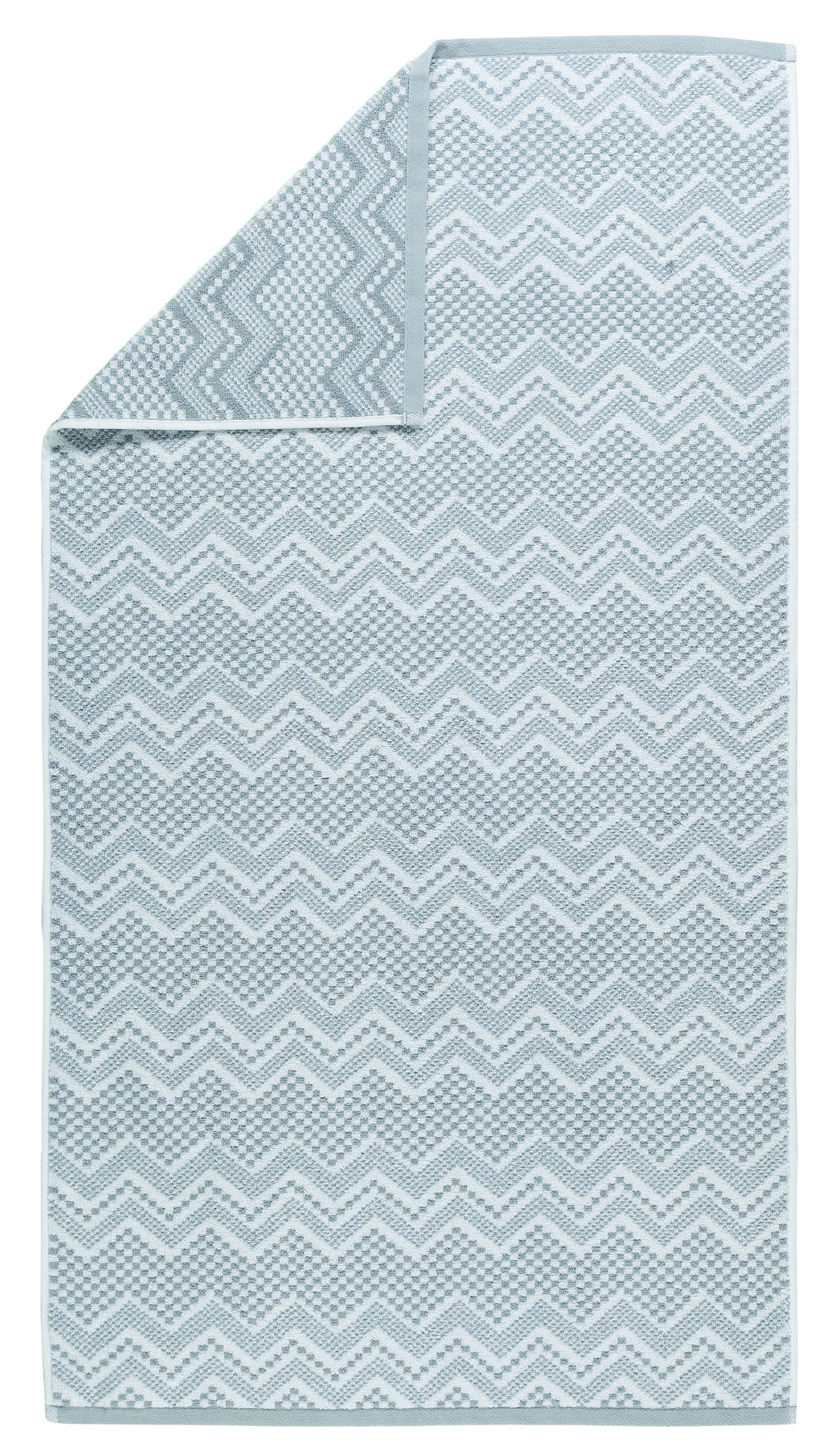 Sealskin Portofino handdoek 60x110 cm grijs