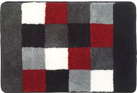 Sealskin rosalyn badmat 60x90cm acryl Grijs