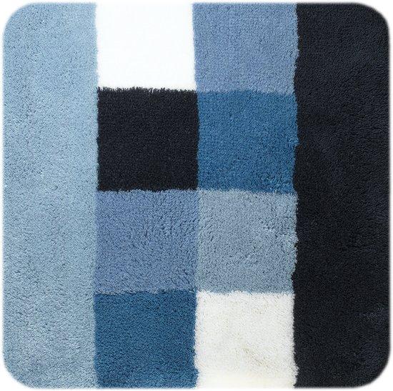 Sealskin Rosalyn bidetmat acryl 60x60 cm blauw