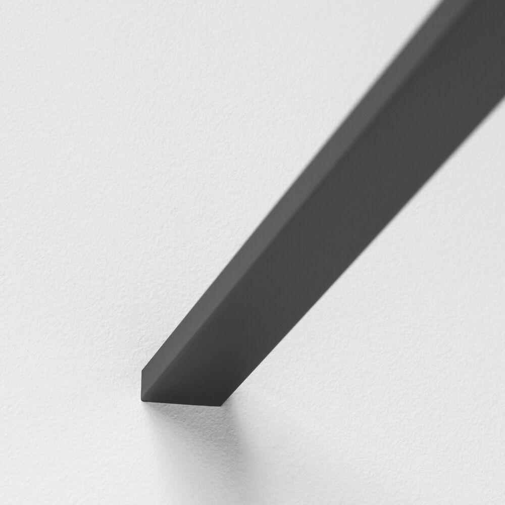 Sealskin SOHO stabilisatiestang 100cm mat zwart
