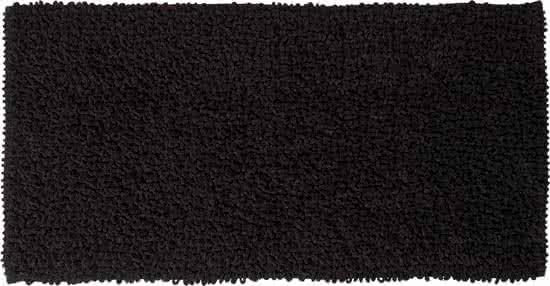 Sealskin Twist badmat microfiber 60x120 antraciet