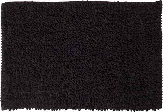 Sealskin Twist badmat microfiber 60x90 antraciet