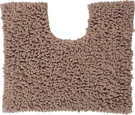 Sealskin Twist toiletmat microfiber 45x50 zand