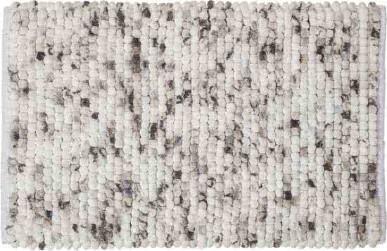 Sealskin Vintage badmat polyester 50x80 grijs