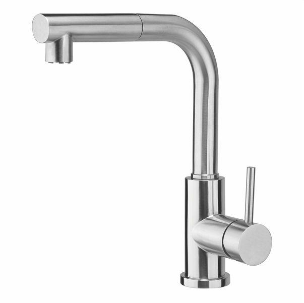 Productafbeelding van Sento Pulldown Claw RVS Keukenkraan uittrekbaar SK111