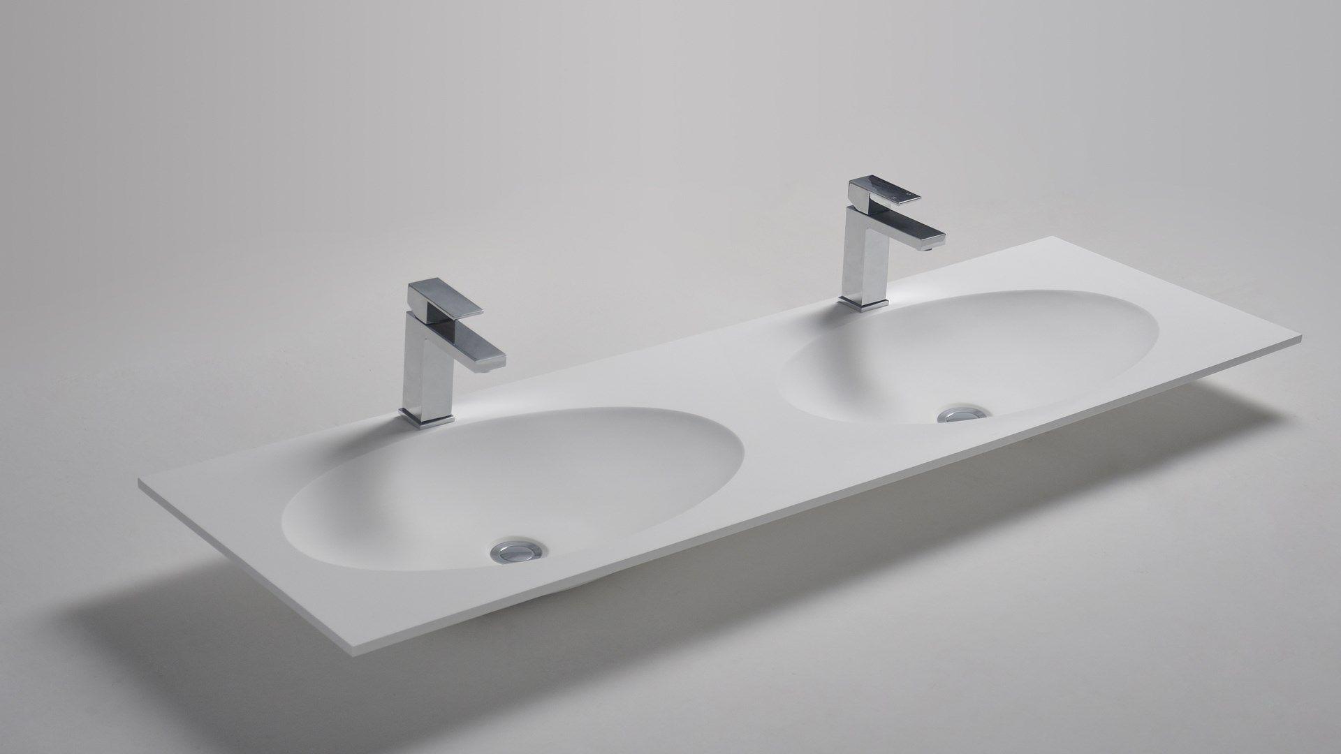 Keramische tegels houtlook badkamer - Wastafel badkamer ontwerp ...