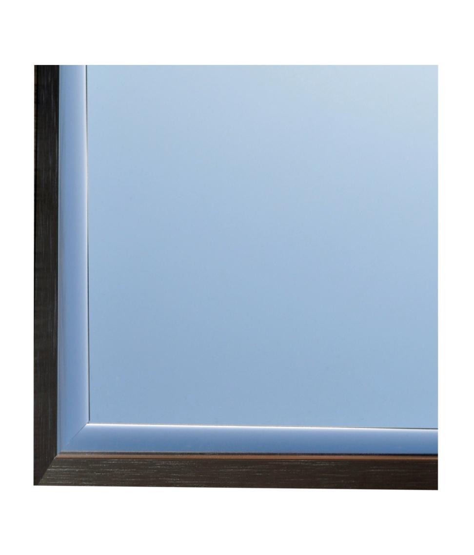 Sanicare Q mirror spiegel met chroom omlijsting 80x70cm