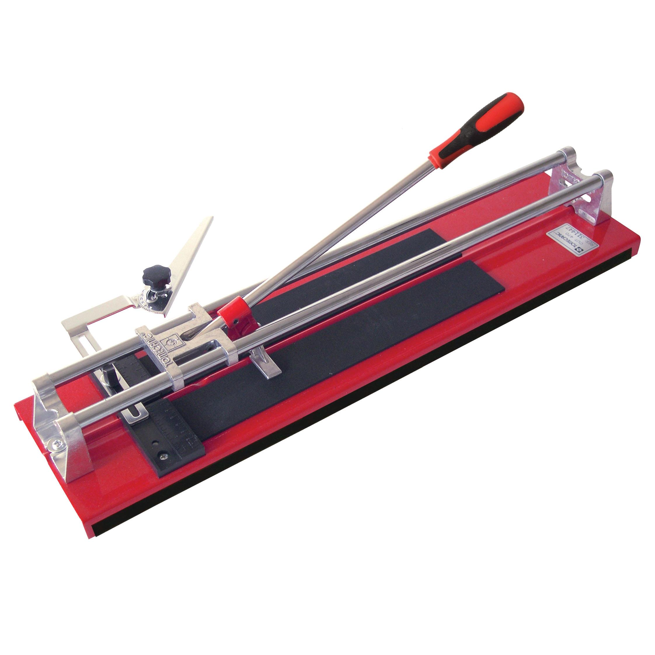 Tomecanic Tegelsnijplank 47cm geschikt voor tegels tot 12mm dikte