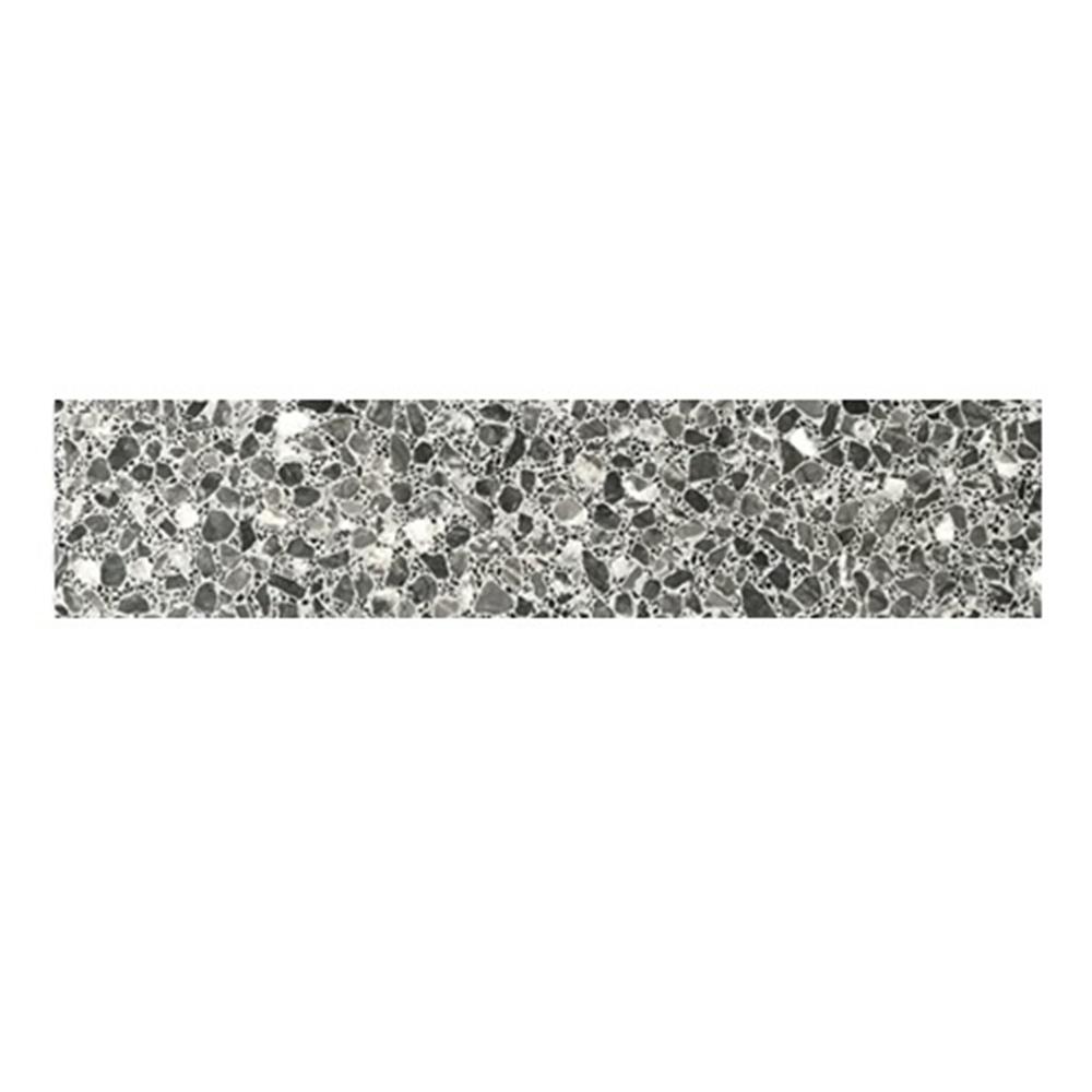 Terre d�Azur Granito terrazzo plint lucca 40x7.5