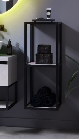 Thebalux Type frame kolomkast 90x35x35cm