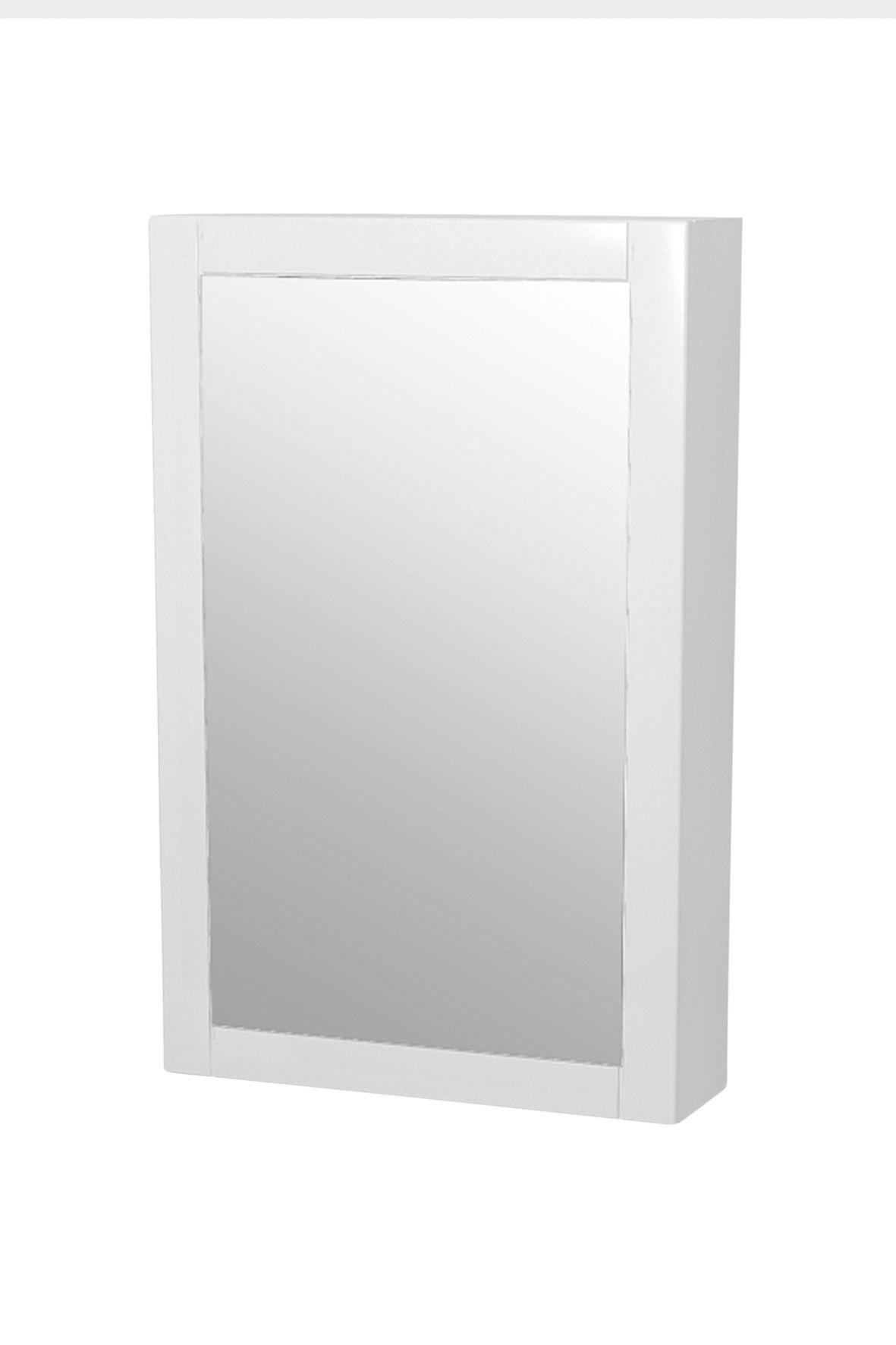 Tiger Baya spiegelkast 52cm, wit