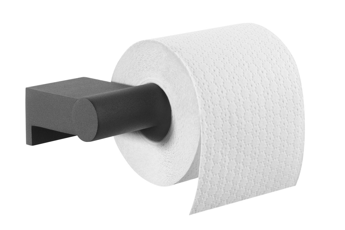 Tiger Bold toiletrolhouder zwart