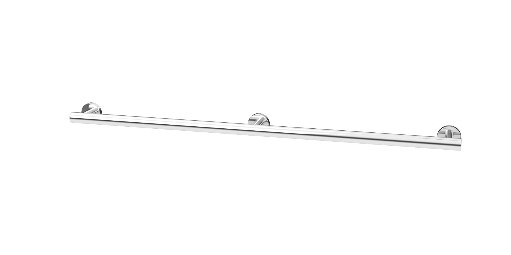 Tiger Boston Comfort & Safety veiligheidsgreep 90 cm RVS glans