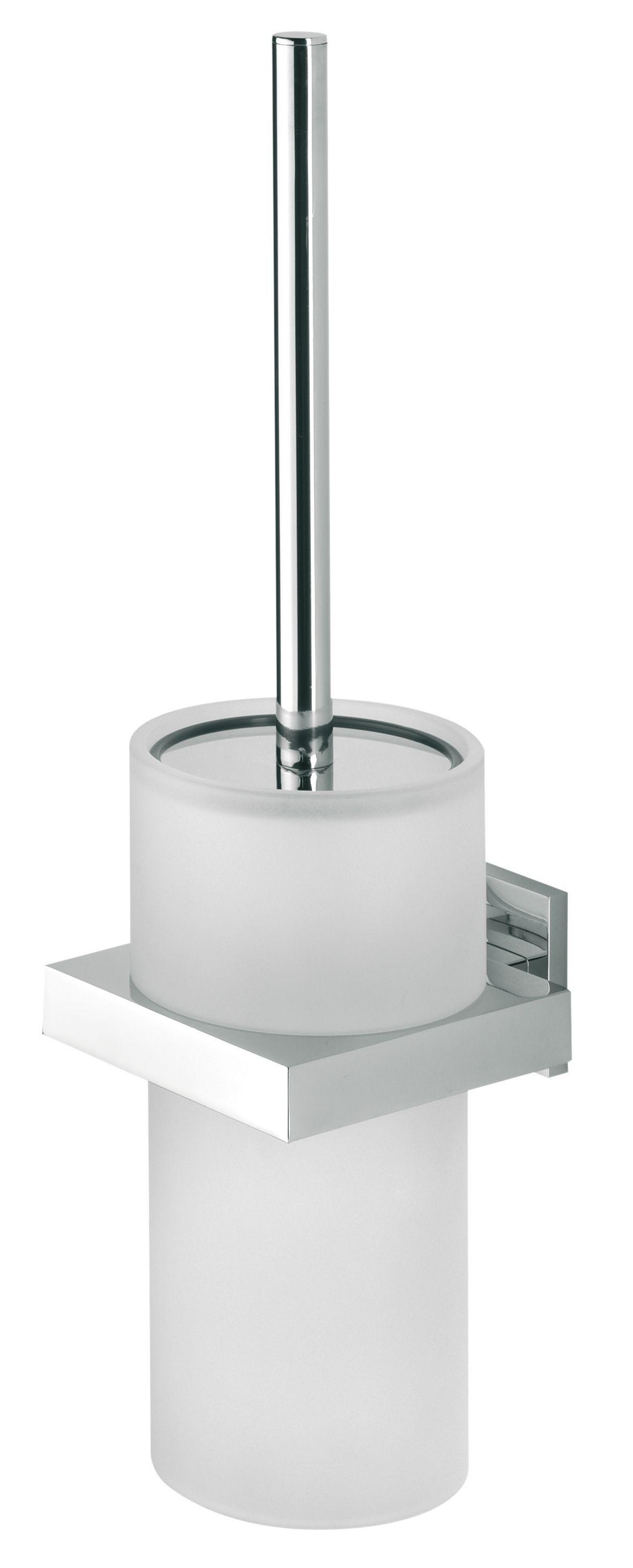 Tiger Items toiletborstelgarnituur RVS